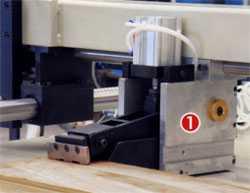 Ленточно-пильный центр MZ CNC HOPPER 3-Х осевой