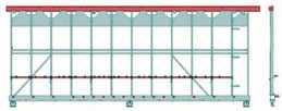 Вертикально-раскроечный станок для чистового распила ДСП,МДФ, ДВП, Striebig Compact